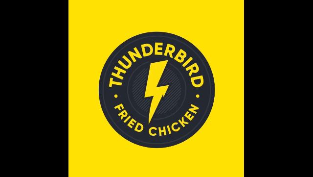 Thunderbird Fried Chicken logo