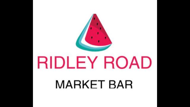 Ridley Road Market Bar logo