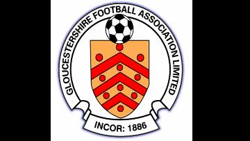 Gloucestershire Football Association logo