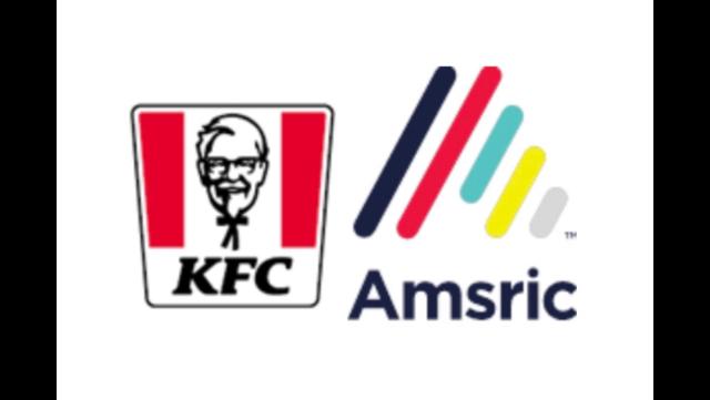 Amsric - KFC logo
