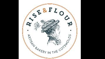 Rise & Flour logo