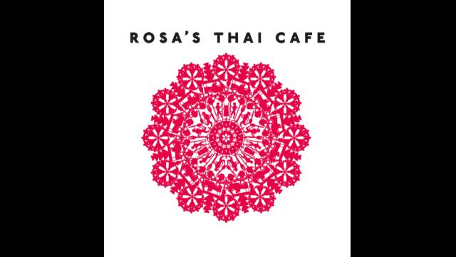Rosa's Thai Cafe logo